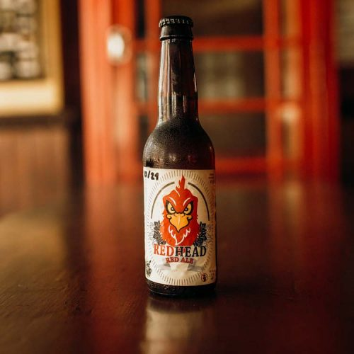 Amber & Irish Ale